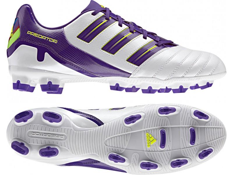 Zapatos De Futbol Adidas Morados